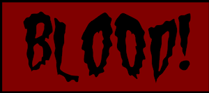 Trivia Logo - Blood